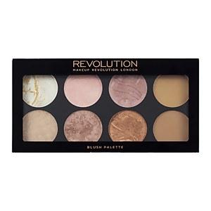 Makeup Revolution Ultra Blush Palette - Golden Sugar