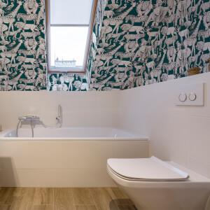 Superfresco Easy Vert Jungle Animals Wallpaper