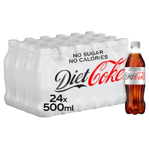 Diet Coke 24 x 500ml