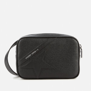 Golden Goose Deluxe Brand Women's Star Belt Bag - Black