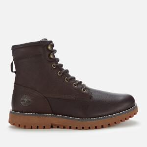 Timberland Men's Jackson's Landing Waterproof Boots - Dark Brown