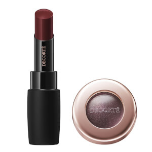 Decorté Exclusive Opulent RO600 and PU180 Eye Glow and Lipstick Duo