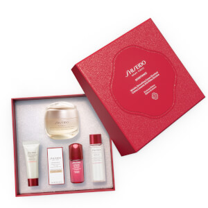 Shiseido Benefiance Wrinkle Smoothing Cream Enriched Holiday Kit