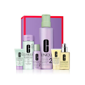 Clinique Great Skin Everywhere Set for Very Dry/Combination Skin