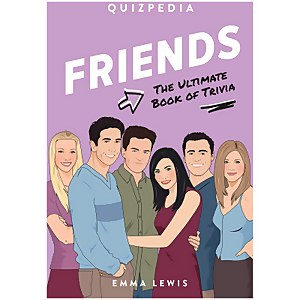 Friends Quizpedia: The Ultimate Book of Trivia