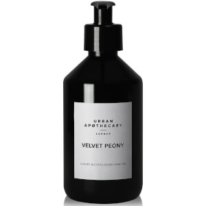 Urban Apothecary Velvet Peony Luxury Hand Sanitiser Gel - 300ml