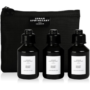 Urban Apothecary Velvet Peony Luxury Bath and Body Gift Set (3 Pieces)