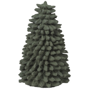 Broste Copenhagen Tree Decoration - Medium - Green