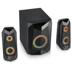 PBX 2.1 Channel Gaming Sound System