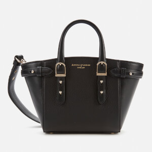 Aspinal of London Women's Marylebone Mini Bag - Black