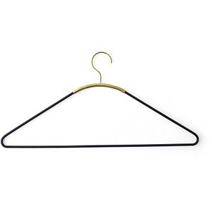 Menu Ava Hanger - Black/Brass