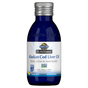 Alaskan Cod Liver Oil - 200ml