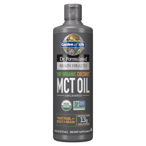 Dr. Formulated Brain Health MCT Oil 946ml