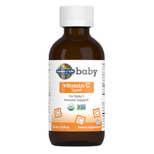 Garden of Life Organic Baby Vitamin C - 56ml