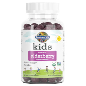 Kids Elderberry Gummy