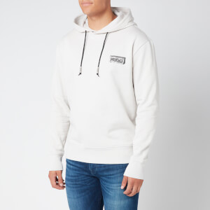 HUGO Men's Downsville Hoodie - Light Beige