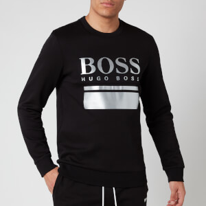 BOSS Men's Salbo 1 Sweatshirt - Charcoal