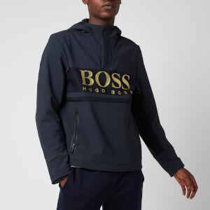 BOSS Men's J Stelvio Pullover Jacket - Dark Blue