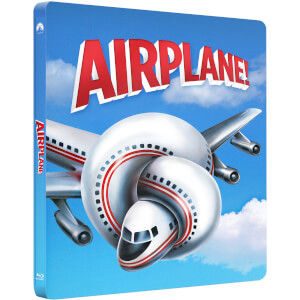 Airplane! Zavvi Exclusive 40th Anniversary Limited Edition Steelbook