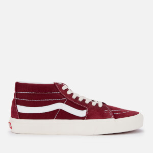 Vans Men's Sk8-Mid Retro Sport Trainers - Port Royale/Marshmallow