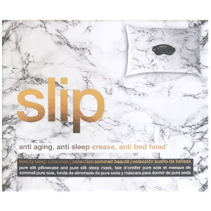 Slip Beauty Sleep Collection Gift Set - Marble/Charcoal - Worth $139.00