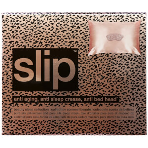 Slip Beauty Sleep Collection Gift Set - Rose Gold/Leopard - Worth $139.00