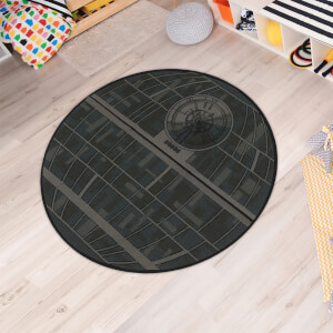 Star Wars Death Star Area Rug - 52 Inch