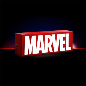 Marvel Logo Light Box - 16.5 Inch