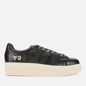 Y-3 Men's Hicho Trainers - Black/White