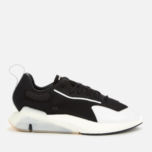 Y-3 Men's Orisan Trainers - Black/White/Ecritin