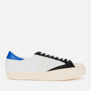 Y-3 Men's Yohji Star Trainers - White/Blue