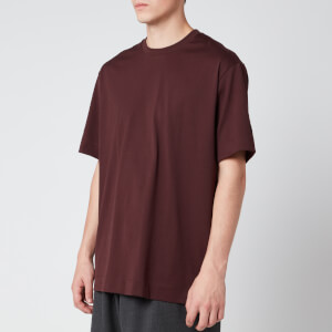 Y-3 Men's Ch2 GFX Short Sleeve T-Shirt - Red
