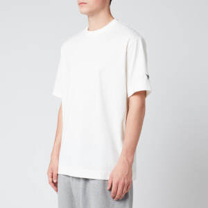 Y-3 Men's Ch2 GFX Short Sleeve T-Shirt - White