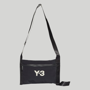 Y-3 Men's Ch3 Sacoche - Black/White