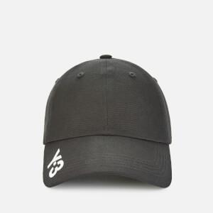 Y-3 Men's CH1 Cap - Black