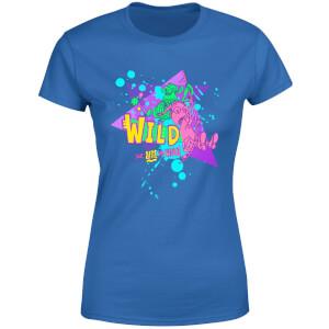 Wild Thornberrys Wild Women's T-Shirt - Royal Blue