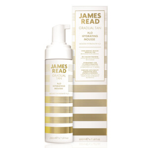 James Read H2O Tanning Mousse 200ml