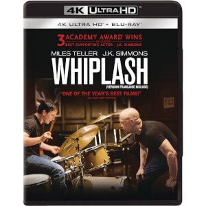 Whiplash - 4K Ultra HD (Includes 2D Blu-ray)