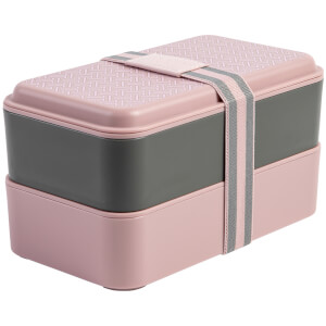 Ted Baker Women's Stackable Lunch Boxes - Dusky Pink
