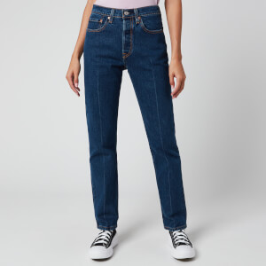 Levi's Women's 501 Crop Jeans - Charleston Pressed