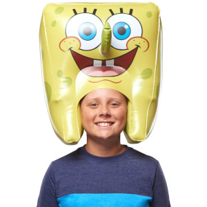SpongeBob SpongeHeads - SpongeBob Doe Eye Wearable Inflatable