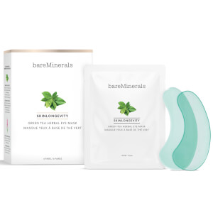 bareMinerals Exclusive Skinlongevity Green Tea Herbal Eye Mask