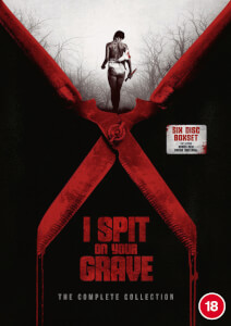 I Spit On Your Grave: The Complete Collection - Six Disc Box Set