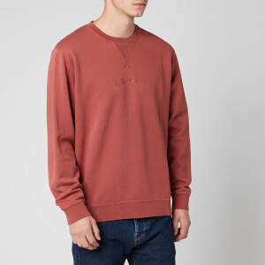Edwin Men's Katakana Sweatshirt - Auburn