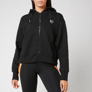 adidas by Stella McCartney Women's Cropped Hoodie - Black