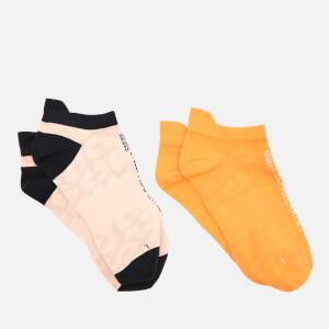 adidas by Stella McCartney Women's Hidden Socks - Powder/Apsior