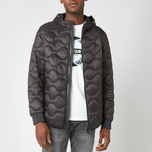 Barbour International Men's Acoustics Quilt Jacket - Black