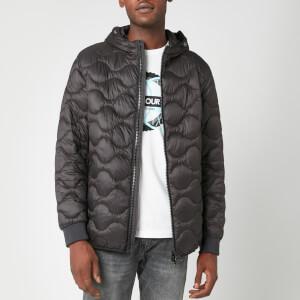Barbour International Men's Acoustics Quilt Jacket - Black