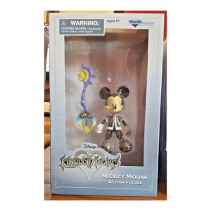 "Diamond Select Kingdom Hearts - Mickey 6"" Action Figure"
