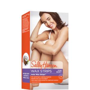 Sally Hansen Insta Wax Strips for Body